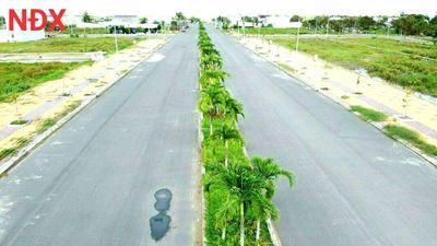Vị trí nền cách nội ô trung tâm TP Cần Thơ 7km