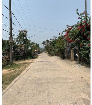 Ven Hòa tiến đã có sổ khu dân cư gần trường học