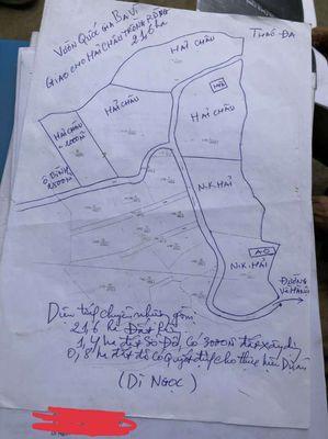 Chính chủ cần bán đất ba vì 31000m2