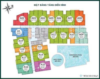 Bán chung cư giá rẻ thành phố Bắc Ninh