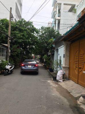 Nhà MT Phạm Văn Chiêu P13 GV 6.5x42m hầm trệt 7lầu