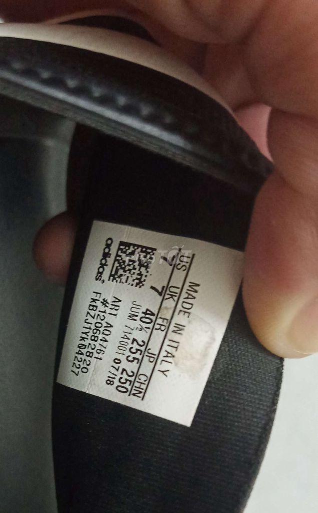 0817234333 - Dép lê adidas size 40