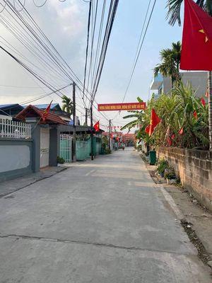 Bán lô đất 103m2 tại Lương Quán,Nam Sơn,An Dương