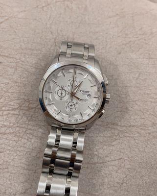 Đồng hồ size 42 inox đúc nguyên con xách tay