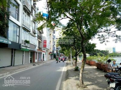 Đất mặt phố Võng Thị- Hồ Tây, kinh doanh sầm uất