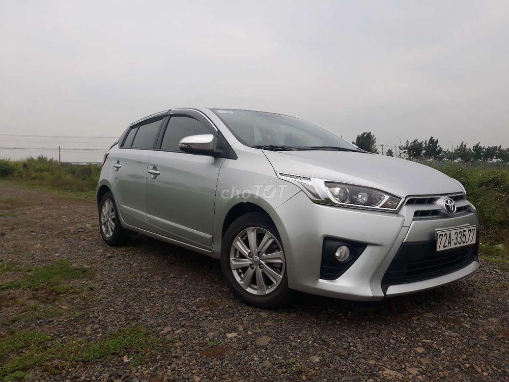 Toyota Yaris 2015 bảng G