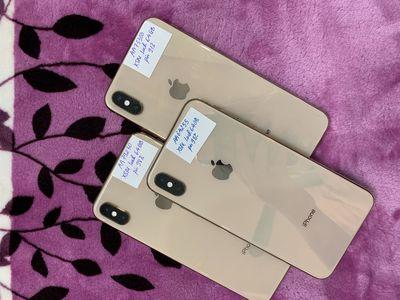 iPhone XS Max Lock Gold Keng Nét Bh 1 Năm