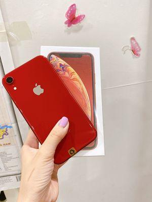 Apple iPhone XR 64 GB đỏ
