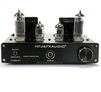 Ampli Đèn FX-AUDIO TUBE P1