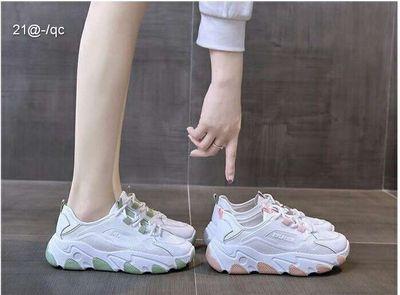 Giày thể thao nữ đế phối siêu xinh