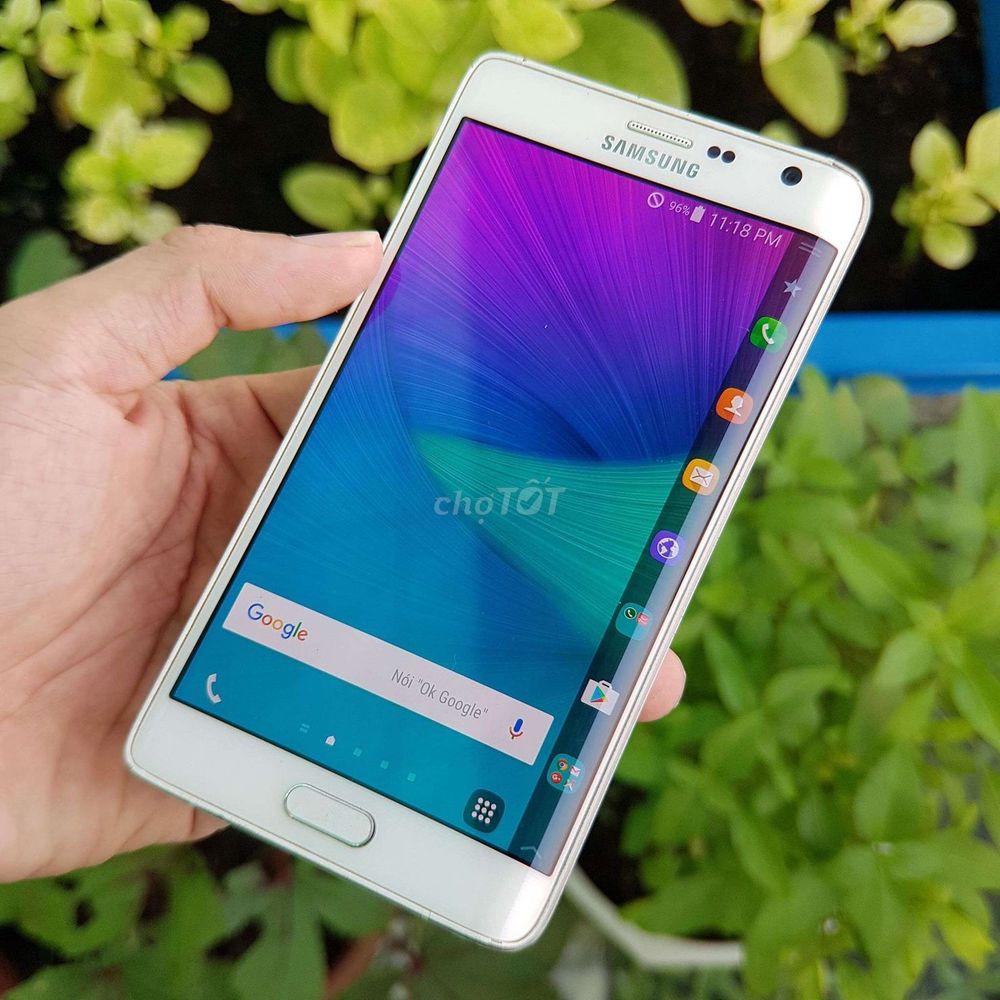 Samsung Galaxy Note Edge Ram 3G/32G - PUPG mượt - Chợ Tốt