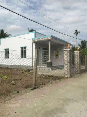 Nhà Tam Phước, đường nông thôn, ô tô tới nhà