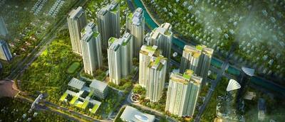 Vinhomes Smart City, Tầng 10, Căn góc, 81m2, 3PN