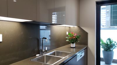 căn hộ Vinhomes Q9 2 PN 60m2 full nội thất