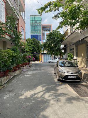 Nhà 1 trệt 1 lầu 64m2 hẻm 10m Phan Huy Ích