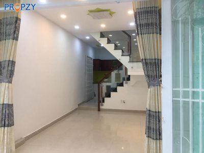 Nhà Hoàng Hoa Thám P7,  CN 24m2, 1 lầu, Vuông Vức