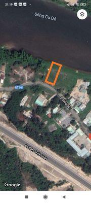 Bán đất Đường Đt 601, xã Hòa Bắc. 210m.Giá 1 tỷ