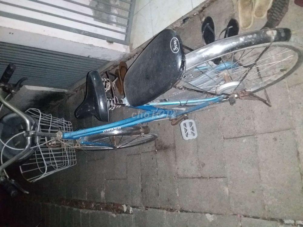 Bán xe đạp còn xài tốt. A e có nhu cầu để lại tập
