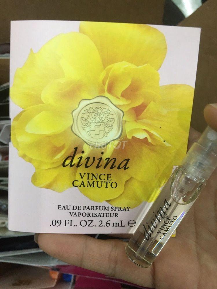 Nước hoa mini 2.6ml vince camuto mỹ