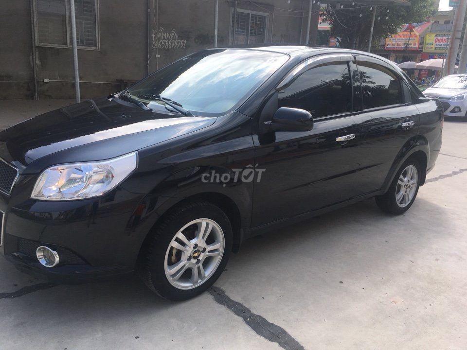 Chevrolet Aveo 2016 Số sàn bản đủ