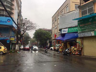 Bán nhà mặt phố Nguyễn An Ninh, Hoàng Mai 12 tỷ