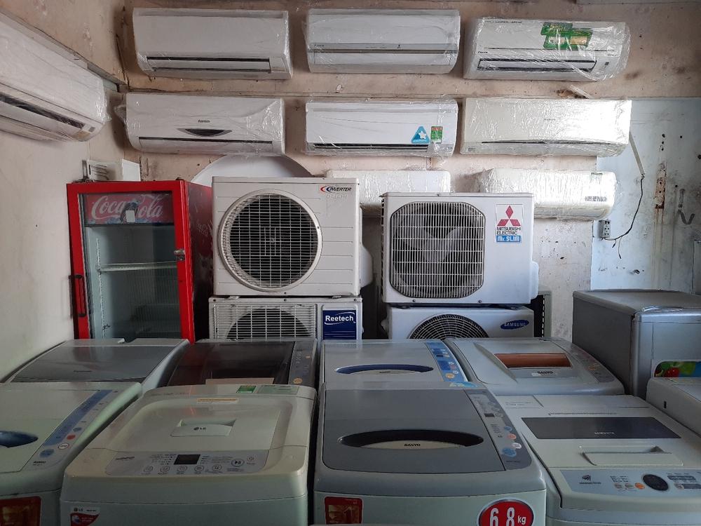 Cửa hàng Điện lạnh Tấn Phát