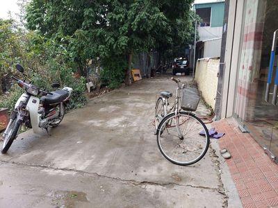 Đất sổ đỏ 42 m2(4,6×9,5) Đan Phượng, Hà Nội