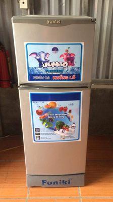 Cần bán tủ lạnh funuki 130 lit