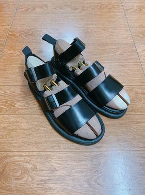 Sandal full da thật chính hãng size 37/38