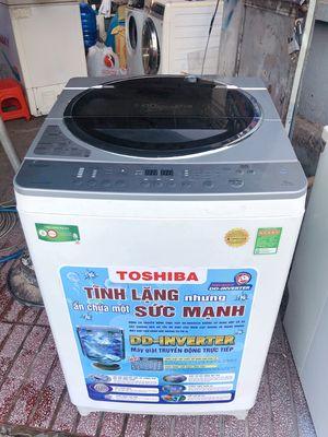 Toshiba 10kg inverter đời mới giặt cực êm bền