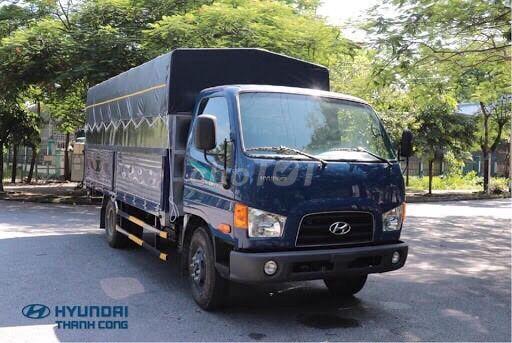 Xe tải 7 Tấn Hyundai Mighty 110SL - Thùng dài 5.7m