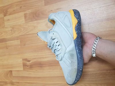 Adidas Tubular Runner Clear Grey Onix Neon