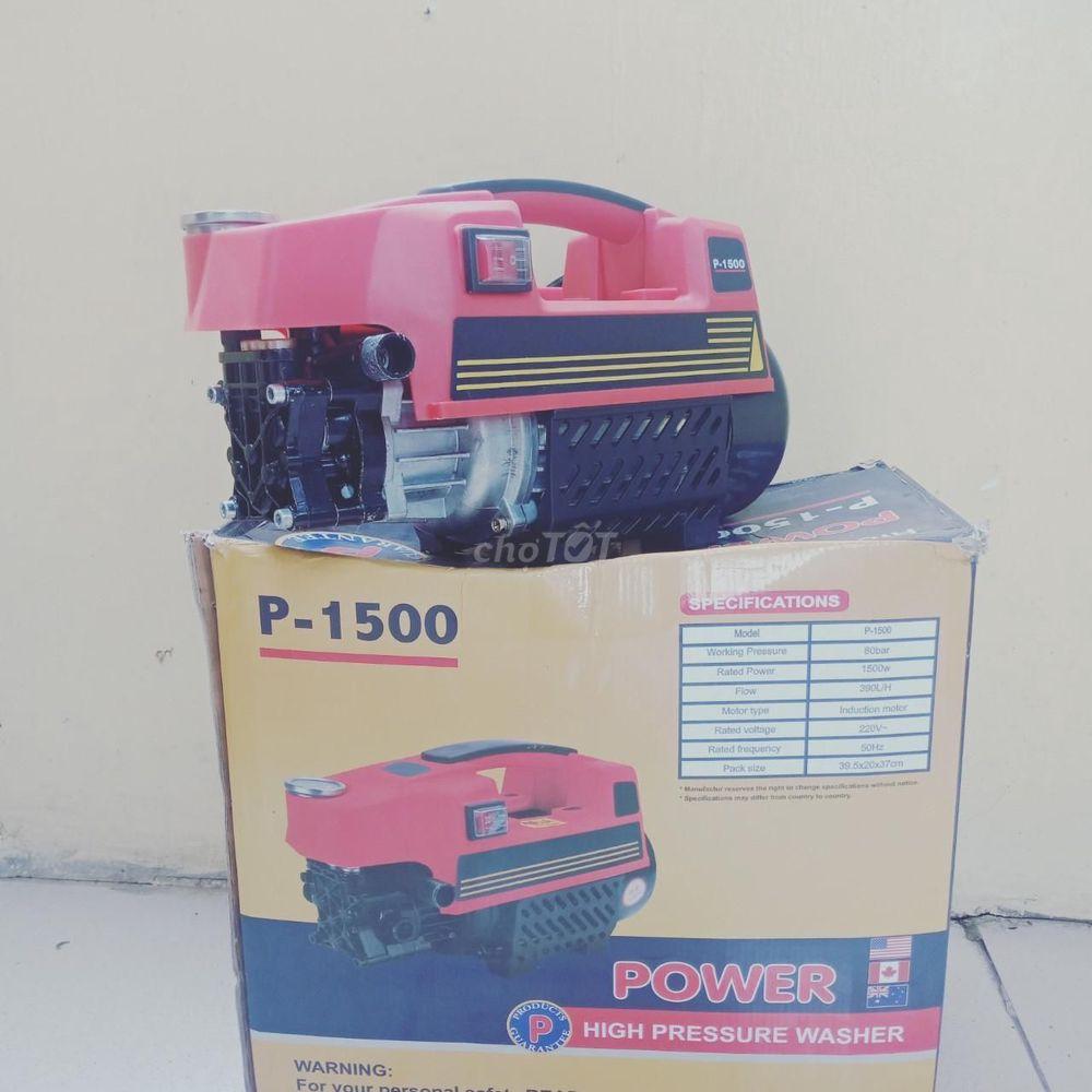 Máy rửa xe gia đình Power 1500w
