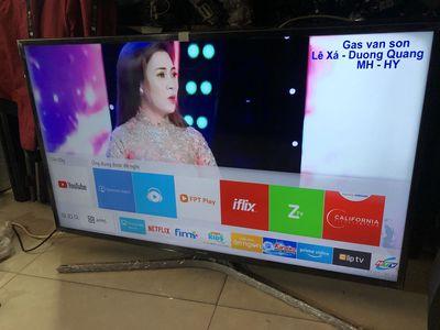 Led Samsung 43in MU6400 Smart ,4k, Wifi , DVB-T2