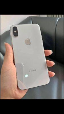 iPhone XS 64 GB trắng máy zin quốc tế 100%