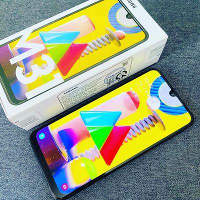 Samsung M31 128 GB đen