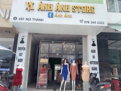 Sang shop quần áo