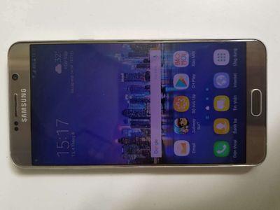 Samsung galaxy note 5 4/32GB chữa cháy