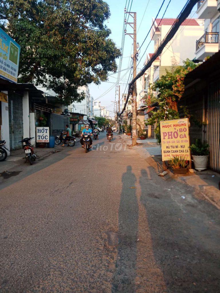 Nhà mặt tiền 256/14 Phan Huy ích