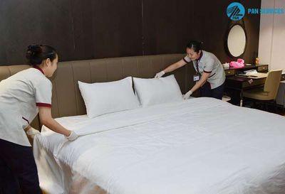 Khách Sạn 5 Lầu Tuyển Nam/Nữ Buồng Phòng Ks