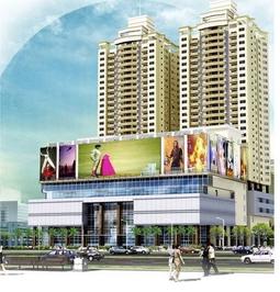 Bán căn hộ Hùng Vương plaza , 128m2 , có suất oto