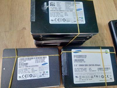 Bán Lô SSD 2.5 Inch Samsung 128Gb Chính Hãng