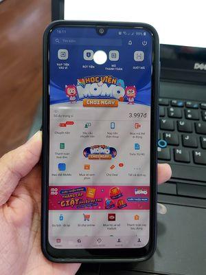 Samsung A30 Xám Silver 4GB/64GB Bao Game GL