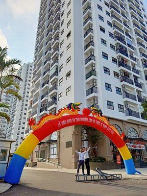 Bán Chung cư Ruby City CT3,Long Biên.DT 60m² 2PN.