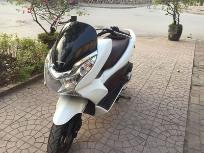 Honda PCX 125 màu trắng chính chủ -215