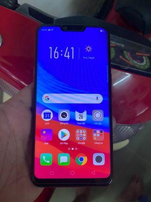 Oppo A3S 16 GB đỏ