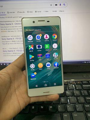 Sony Xperia X 64GB Trắng VIỆT NAM