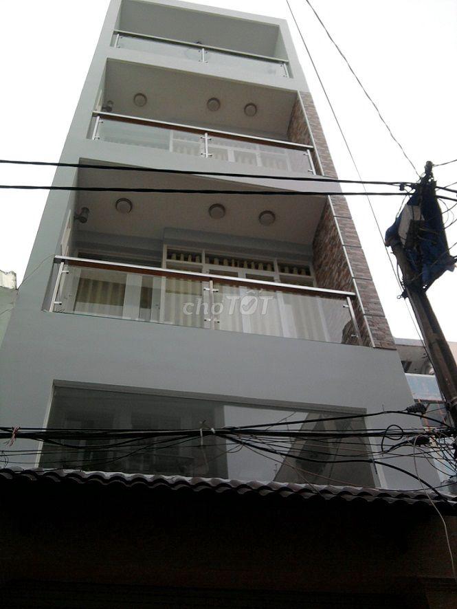 CHO THUÊ NHÀ 128/6B Đinh Tiên Hoàng,Bình Thạnh