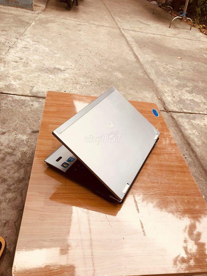 HP Elitebook 8440p-Core I5-Ram 4G-đẹp+bền-Zin 100%