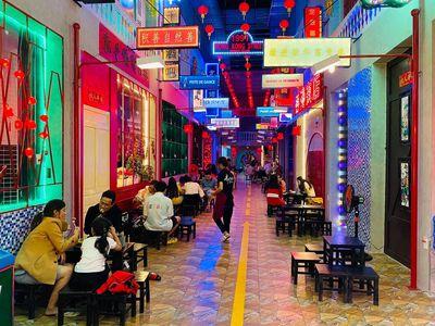 Sang quán 5m x 35m mặt tiền đường Phùng Chí Kiên